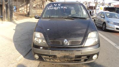 Renault Scenic 1.6 16v 2003 (sucata Somente Peças)