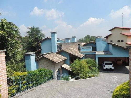 Imagem 1 de 30 de Casa Com 3 Dormitórios À Venda, 456 M² Por R$ 1.850.000,00 - Granja Viana - Cotia/sp - Ca1484
