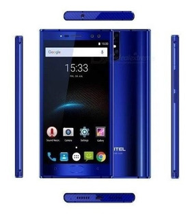 Oukitel K3 - Flash Frontal 6000mah Pronta Entrega Azul