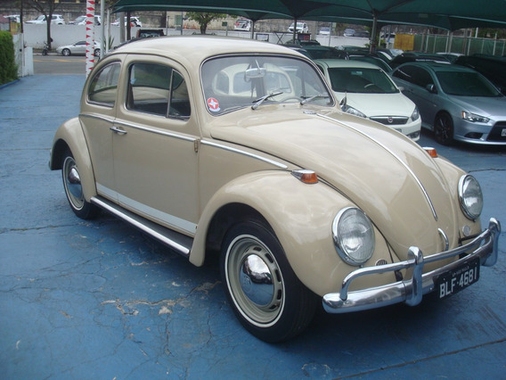 Fusca 1300 Ano 1969
