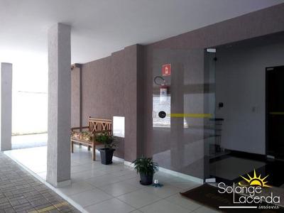 Ref. 6039 - Locação Definitiva -3 Dormitórios (1 Suíte) - Andar Alto - 2 Vagas - Piscina - 6039