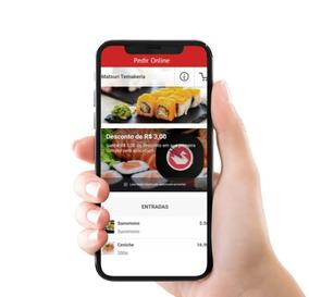 Aplicativo Pedidos Online Restaurante (sem Mensalidade)