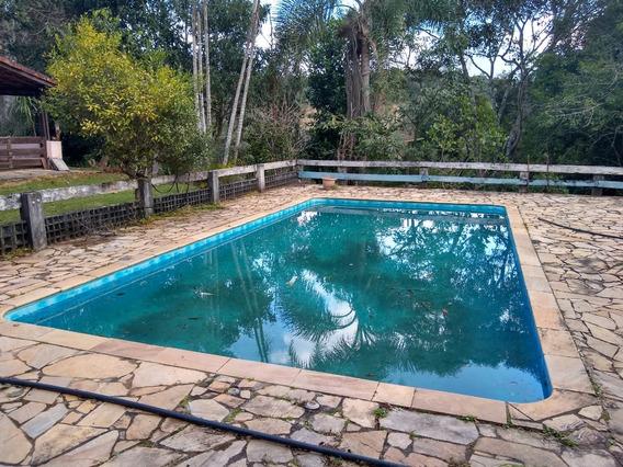 Juquitiba/sede/piscina/salão Festas/ac/permuta/ref :04880