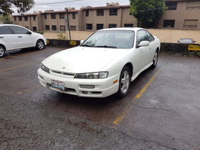 Nissan 240 Sx S14 2.4 Le Deportivo Aa Piel At 1998