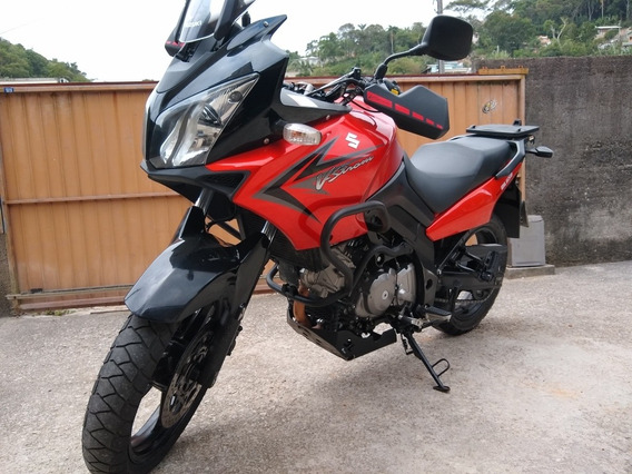 Suzuki Vstron Dl 650
