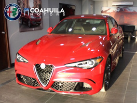 Alfa Romeo Giulia 2.9l Quadrifoglio V6 Bi-turbo At