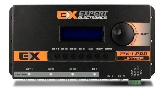 Crossover Processador Equalizador Expert Px1 Pro Melhor Pço