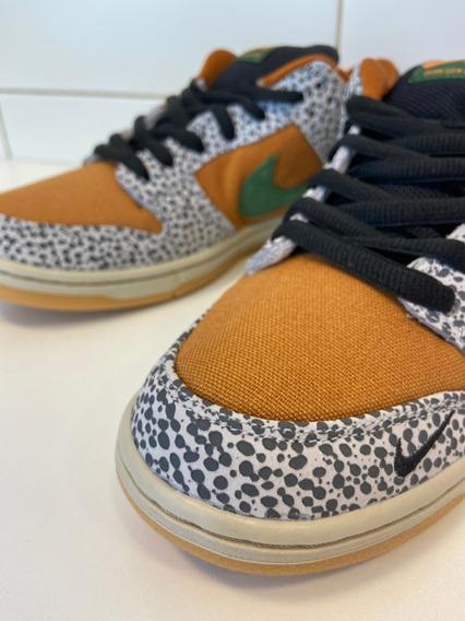 Tênis Nike Dunk Low Safari 41