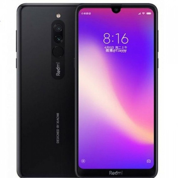 Smartphoneredmi 8 Dual Sim 32 Gb Pretoxiaomi