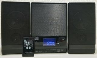 Microcomponente Onn Ona Bluetooth, Cd, Radio Fm, Auxiliar