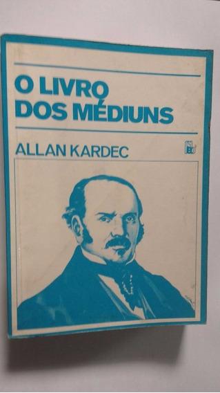 Livro - O Livro Dos Mediuns - Allan Karec