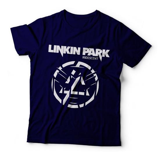 Camisa Blusa Masculina Rock Linkin Park Promoção