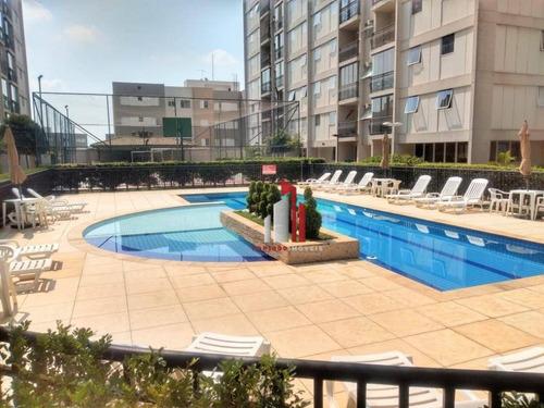 Imagem 1 de 14 de Apartamento Com 3 Dormitórios À Venda, 70 M² Por R$ 330.000,40 - Jaraguá - São Paulo/sp - Ap0909