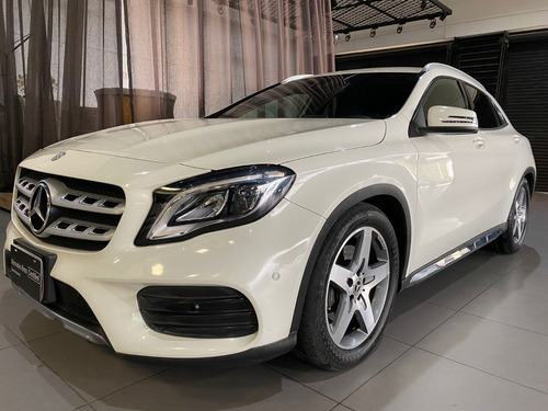 Imagen 1 de 15 de Mercedes Benz Gla 250 Sport 2018 Blanco