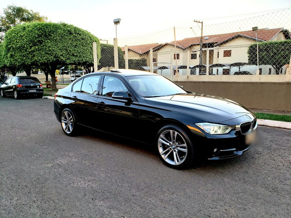 Bmw Serie 3 2.0 Sport Gp Active Flex Aut. 4p 245 Hp 2015