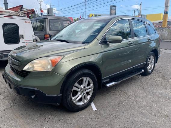 Honda Cr-v Recibo Vehículos