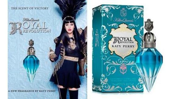 Colônia Royal Revolution - Katy Perry