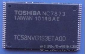 Nand Toshiba Tc58nvg1s3eta00 2gbit Virgem