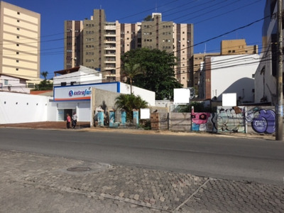 Terreno Com 507m2 No Rio Vermelho - Uni129 - 4495941