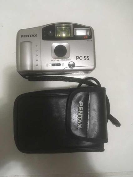 Camera Analógica Pentax Pc-55