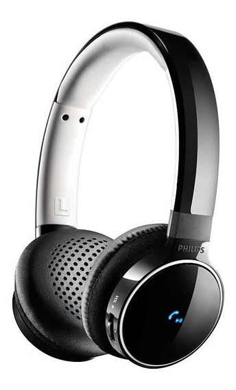 Fone De Ouvido Headphone Philips Shb9150bk/00 Bluetooth P2