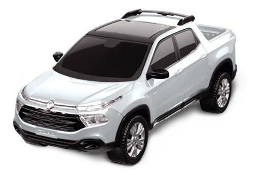 Carrinho Fiat Toro Metalizada Pick Up - Roma Brinquedos