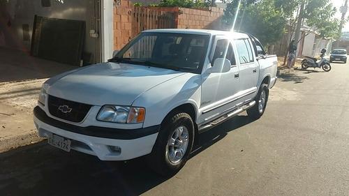 Imagem 1 de 8 de Chevrolet S10 2000 2.8 Dlx Cab. Dupla 4x2 4p