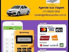 Táxi Executivo - Aluguel De Carro Com Motorista, Transfer !