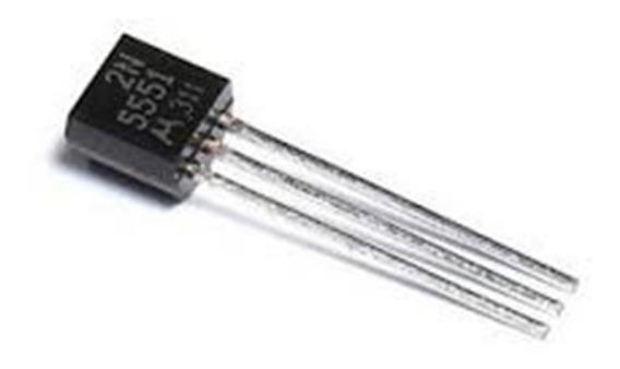 Transistor 2n 5551 Com 2 Peças