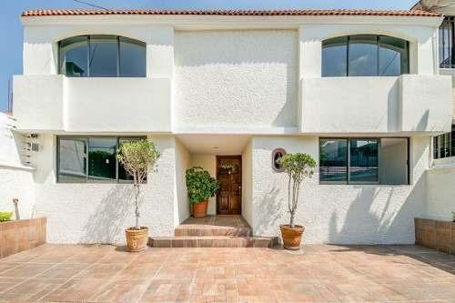 Hermosa Casa En Renta De 290 M2 En Ciudad Satélite