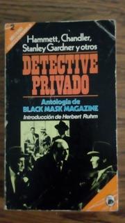 Detective Privado/ Antología Black Mask Magazine