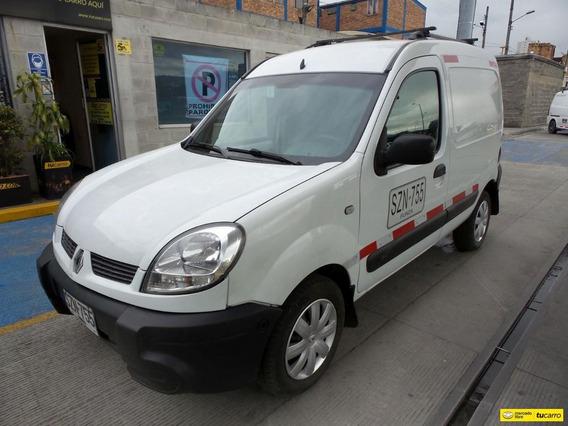 Renault Kangoo Vu Van Carga