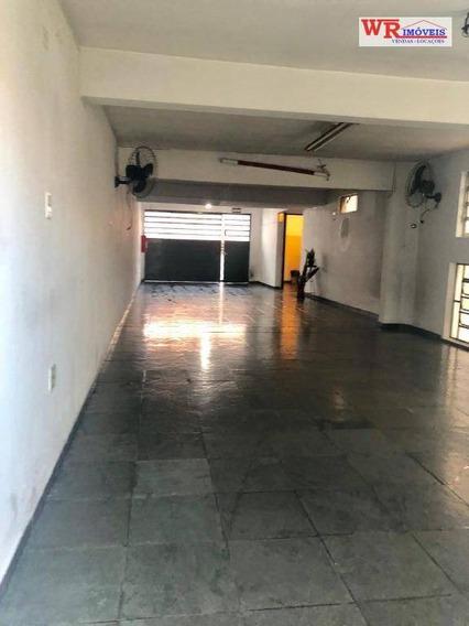 Sobrado Com 3 Dormitórios À Venda, 212 M² Por R$ 480.000 - Vila Baeta Neves - São Bernardo Do Campo/sp - So0732