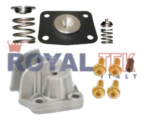 Imagen 1 de 2 de Kit Diafragma Regulador Presion Fiat Palio Siena 96/99 1.6