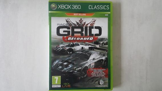 Grid - Xbox 360 - Original - Mídia Física (pal)