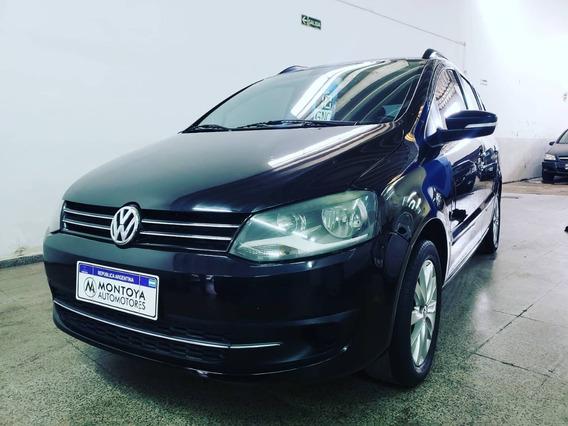 Volkswagen Suran 2010 Gnc Trendline L/nva Full 140 Mil Km