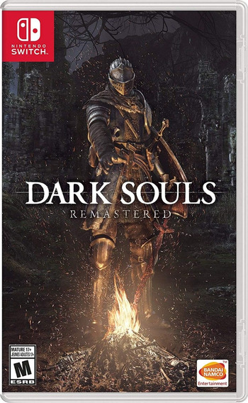 Dark Souls Remastered - Switch - Midia Fisica! Sem Juros!