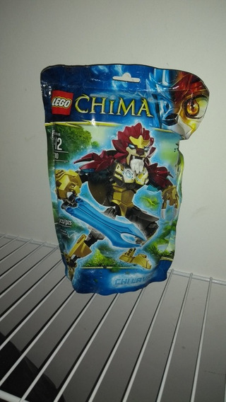 Lego Chima Chi Laval 70200 25v