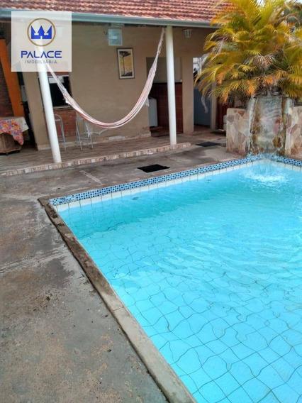 Chácara Com 2 Dormitórios À Venda, 1033 M² Por R$ 350.000,00 - Serra Azul Ii - Charqueada/sp - Ch0021