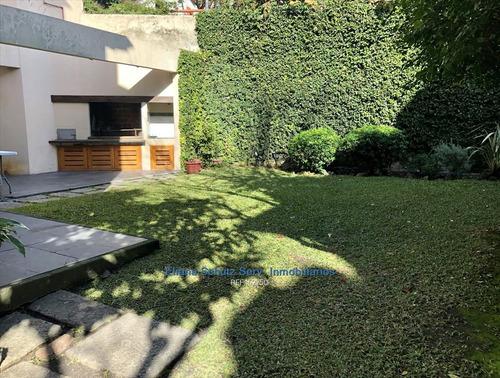 Venta Casa 4 Dormitorios Jardin Parrillero Pocitos