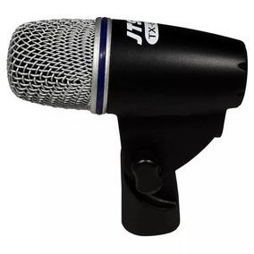 Microfone Para Tom Bumbo E Percusão Tx-6 - Jts