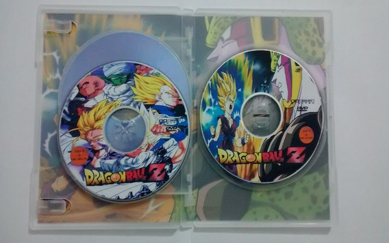 Dvd Box Dragon Ball + Dragonball Z