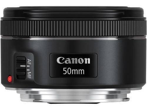 Imagem 1 de 4 de Lente Canon Ef 50mm F/ 1.8 Stm