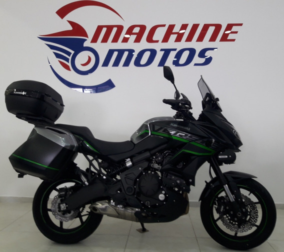 Kawasaki Versys 650 Abs Tourer 2019 Impecavel