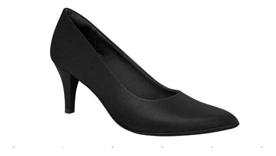 Zapatos Piccadilly Stilettos Negros Con Taco Alto