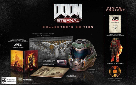 Doom Eternal Collectors Edition - Pc