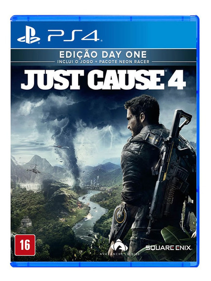 Jogo Just Cause 4 - Ps4