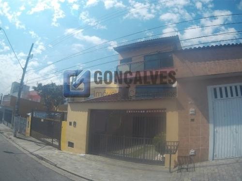 Venda Sobrado Sao Bernardo Do Campo Vila Santa Luzia Ref: 42 - 1033-1-42466