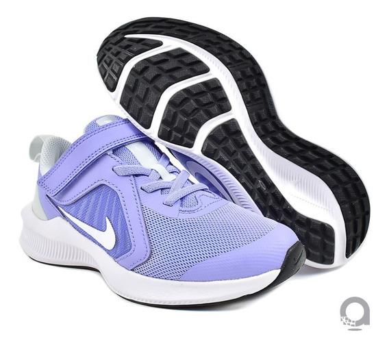 Nike Downshifter 10 (psv) Tenis Infantiles 20 Mex
