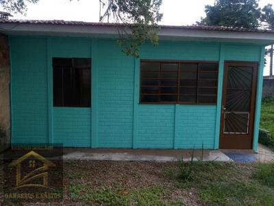 Aluga-se Casa No Jardim Paraná Em Colombo - Ca00097 - 33617581